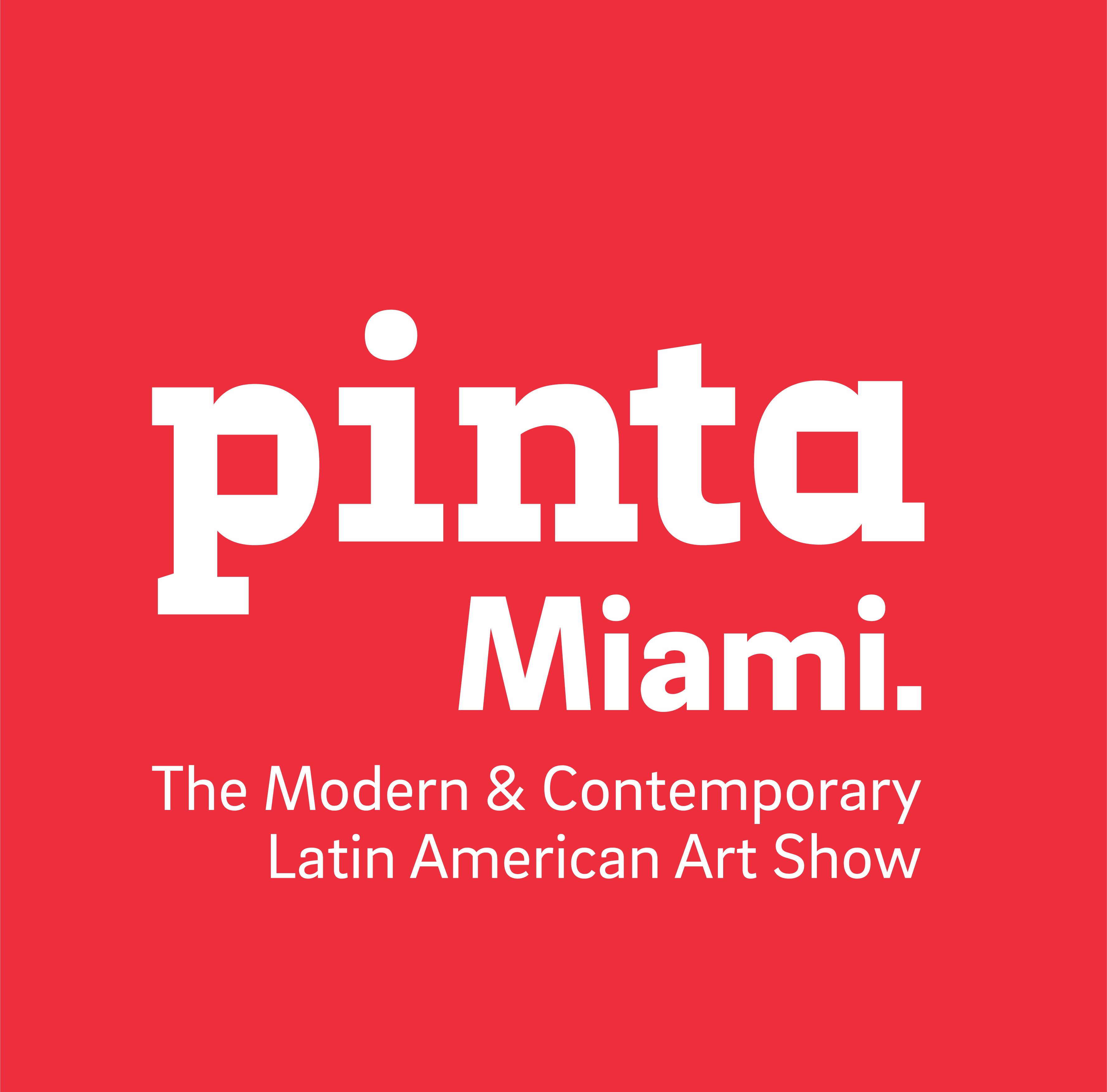 PINTA MIAMI Art Fair 2020